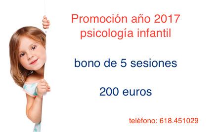Bono de 5 sesiones = 200 euros.